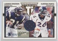 LaDainian Tomlinson, Clyde Powers /70