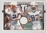 Tim Couch, Andre Davis