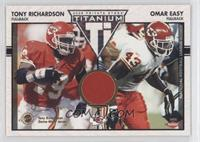 Tony Richardson, Omar Easy /300