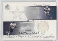 Emmitt Smith, Walter Payton /250