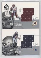 Patrick Ramsey, Tom Brady