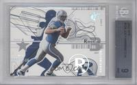 Joey Harrington /1500 [BGS 9]
