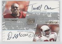 Terrell Owens, David Boston