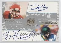 David Carr, Joey Harrington