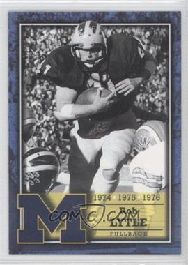 2002 TK Legacy Michigan Wolverines Lettermen #L24 - Rob Lytle