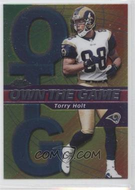 2002 Topps Chrome Own the Game #OG21 - Torry Holt