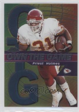 2002 Topps Chrome Own the Game #OG9 - Priest Holmes