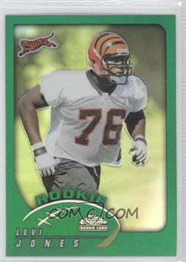 2002 Topps Chrome #188 - Levi Jones