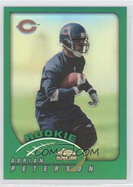 2002 Topps Chrome #261 - Adrian Peterson