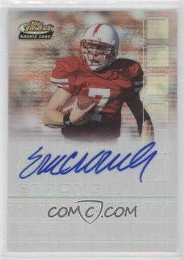 2002 Topps Finest - [Base] - Refractor #134 - Eric Crouch /175