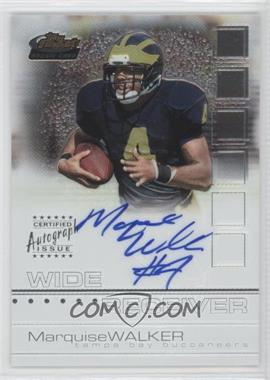 2002 Topps Finest #126 - Marquise Walker /1200