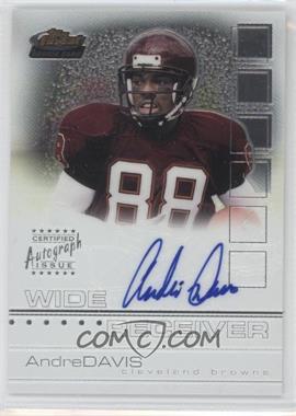 2002 Topps Finest #129 - Andre' Davis /1200