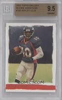 Ashley Lelie (Grass Stain on Left Knee) [BGS 9.5]