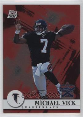 2002 Topps Pro Bowl Card Show - [Base] #18 - Michael Vick