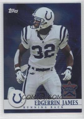 2002 Topps Pro Bowl Card Show #1 - Edgerrin James