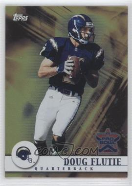 2002 Topps Pro Bowl Card Show #13 - Doug Flutie