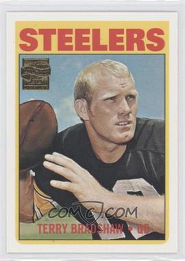 2002 Topps Terry Bradshaw Reprints #2 - Terry Bradshaw