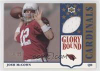 Josh McCown /25