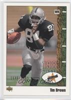 Tim Brown /1989