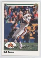 Rich Gannon /1990