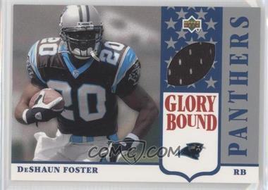 2002 UD Authentics [???] #GBJ-DF - DeShaun Foster