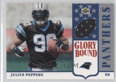 2002 UD Authentics [???] #GBJ-JP - Julius Peppers