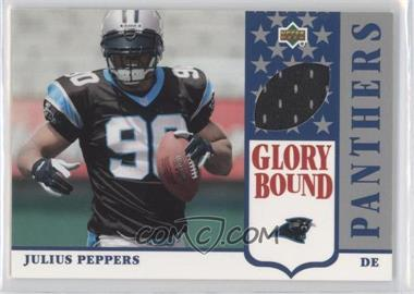 2002 UD Authentics [???] #GBJ-JP - Julius Peppers