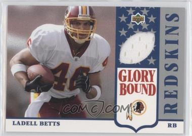 2002 UD Authentics [???] #GBJ-LB - Ladell Betts