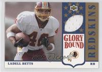 Ladell Betts /25