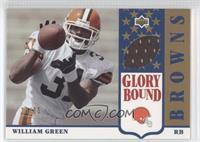 William Green /25