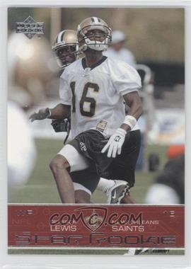 2002 Upper Deck - [Base] #275 - Derrick Lewis