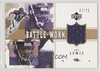 Ray Lewis /75