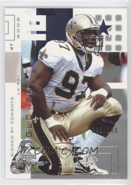 2002 Upper Deck MVP - [Base] - Silver #64 - La'Roi Glover /100