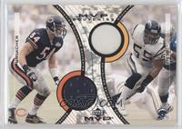 Brian Urlacher, Junior Seau