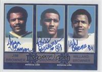 Jim Browner, Ross Browner, Willard Browner /150