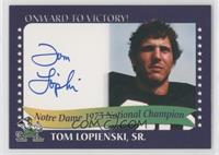 Tom Lopienski