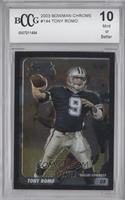 Tony Romo [ENCASED]