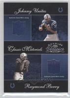 Johnny Unitas, Raymond Berry /100