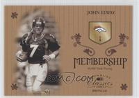 John Elway /1500
