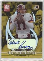Patrick Ramsey, Joe Theismann /50