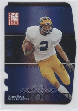 2003 Donruss Elite Aspirations #152 - Ryan Hoag