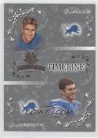 Doak Walker, Joey Harrington /600