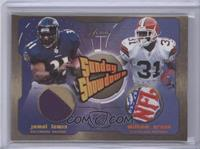 Jamal Lewis, William Green /50