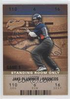 Jake Plummer /25
