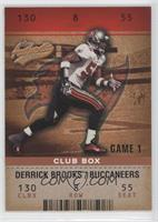 Derrick Brooks /100