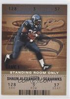 Shaun Alexander /25
