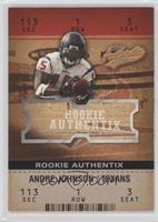 Andre Johnson /1250