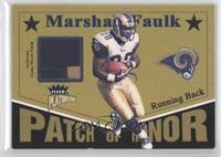 Marshall Faulk /220