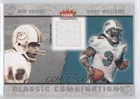 Bob Griese, Ricky Williams