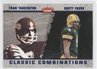 Fran Tarkenton, Brett Favre /375